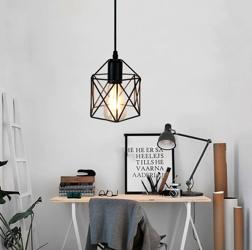 Lampa Wisząca Loft Brylant