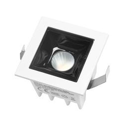 Lampa liniowa Led podtynkowa 2W 4000K biała JDl-1T
